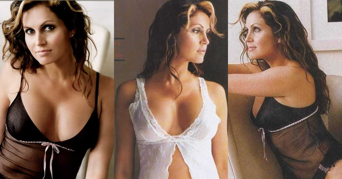 39 Lisa Guerrero Sexy Pictures Are A Genuine Masterpiece