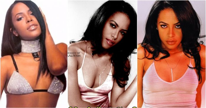 43 Sexy Aaliyah Pictures Captured Over The Years