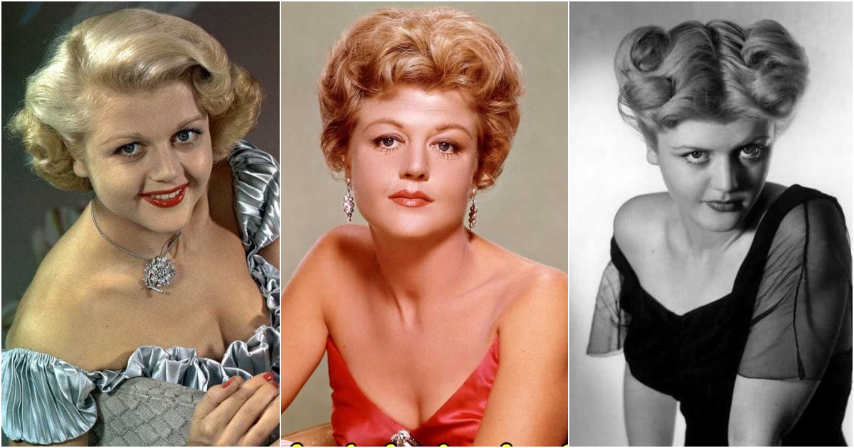 57 Sexy Angela Lansbury Pictures Captured Over The Years