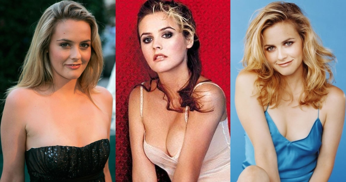 61 Alicia Silverstone Sexy Pictures Are Simply Excessively Enigmatic