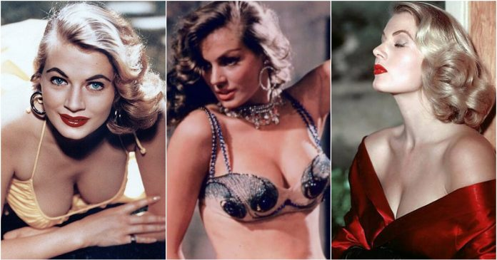 61 Anita Ekberg Sexy Pictures Are Sure To Leave You Baffled