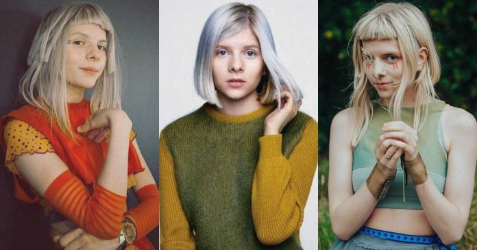61 Aurora Aksnes Sexy Pictures That Will Make You Begin To Look All Starry Eyed At Her