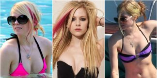 Lavigne sexy avril Avril Lavigne