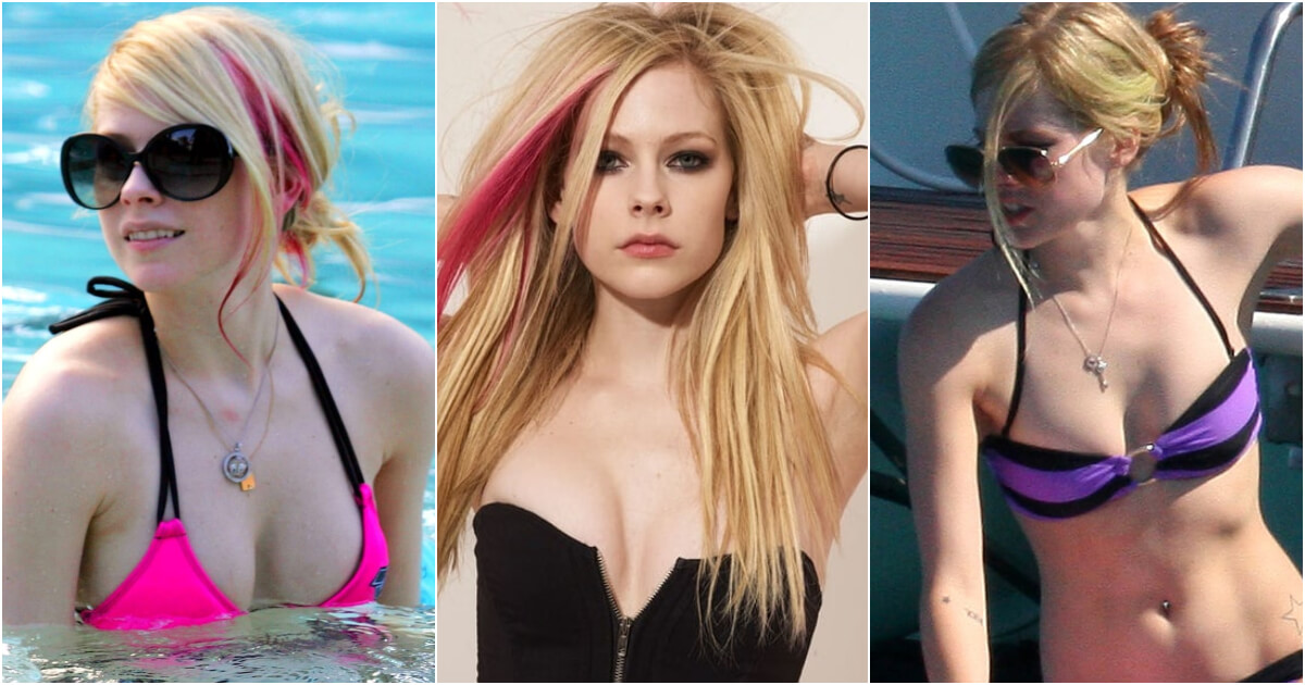 61 Avril Lavigne Sexy Pictures That Will Fill Your Heart With Triumphant Satisfaction