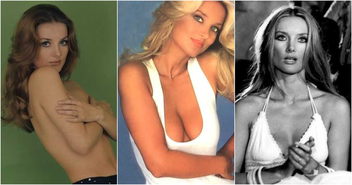 61 Barbara Bouchet Sexy Pictures Are Truly Astonishing