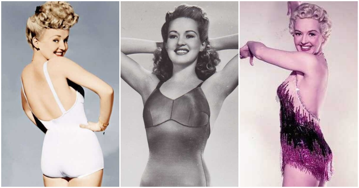 61 Betty Grable Sexy Pictures Are Sure To Leave You Baffled
