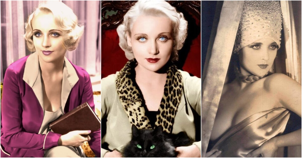 61 Carole Lombard Sexy Pictures Which Are Essentially Amazing