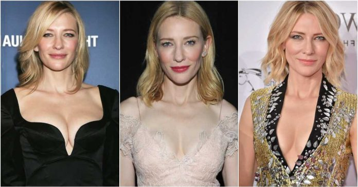 61 Cate Blanchett Sexy Pictures Are Hot As Hellfire