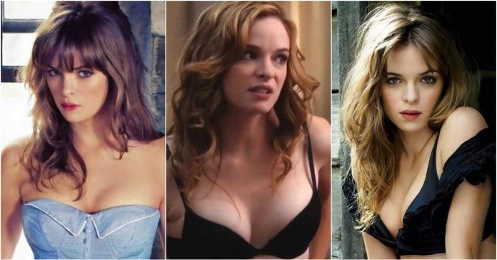 61 Danielle Panabaker Sexy Pictures Are Sure To Leave You Baffled