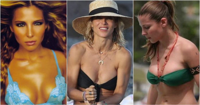 61 Elsa Pataky Sexy Pictures Are Going To Liven You Up