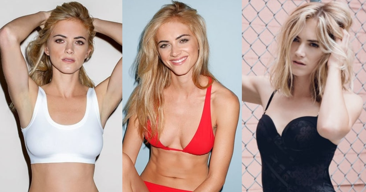 61 Emily Wickersham Sexy Pictures Will Make You Gaze The Screen For Quite A Long Time