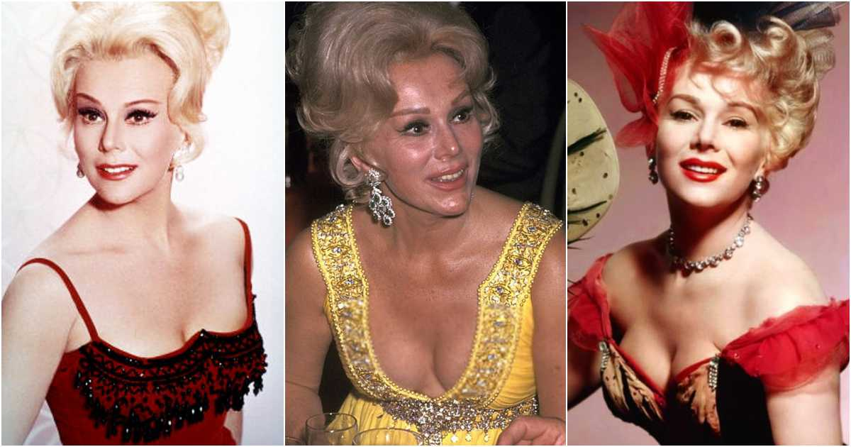 61 Eva Gabor Sexy Pictures Are A Genuine Meaning Of Immaculate Badonkadonks