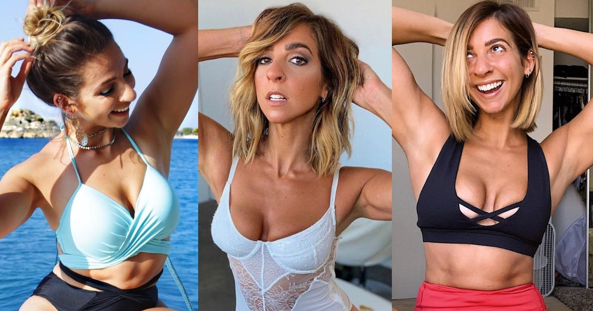 61 Gabbie Hanna Sexy Pictures Which Will Make You Feel Arousing