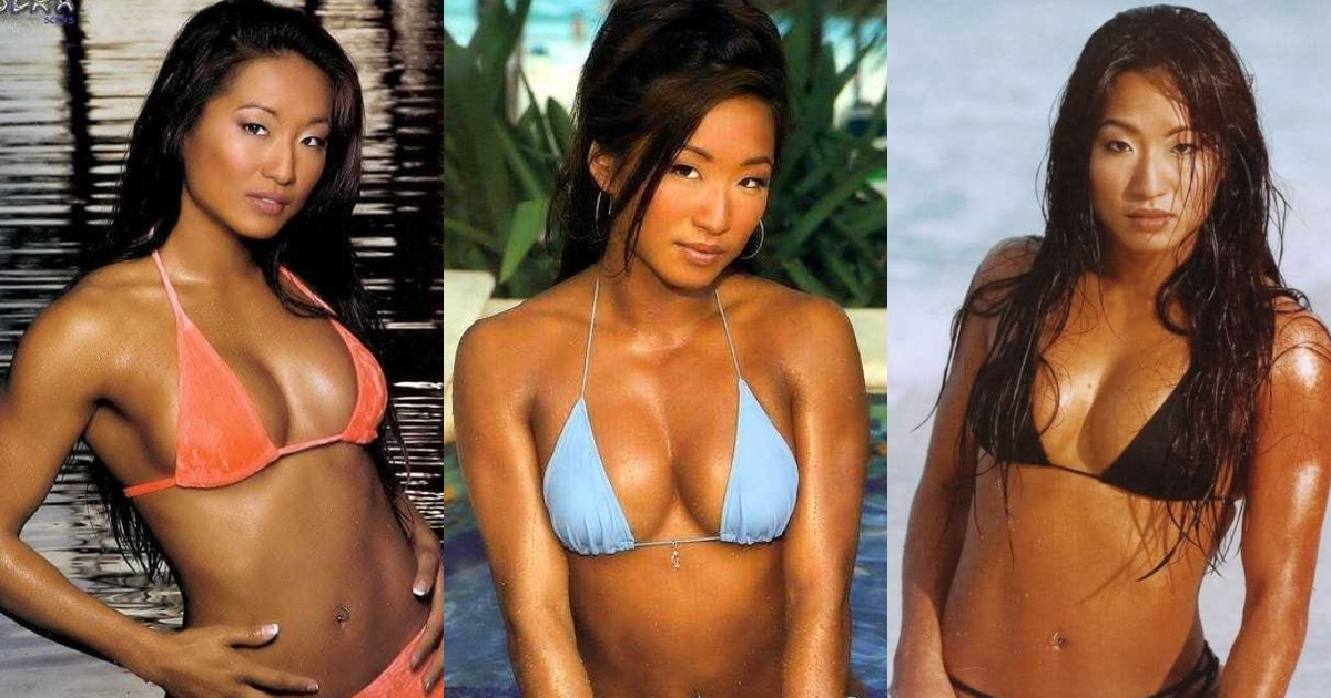 61 Gail Kim Sexy Pictures Are Excessively Damn Engaging