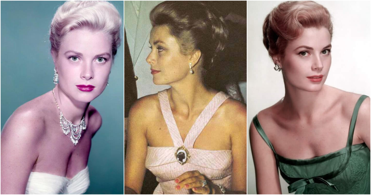 61 Grace Kelly Sexy Pictures Are A Genuine Meaning Of Immaculate Badonkadonks