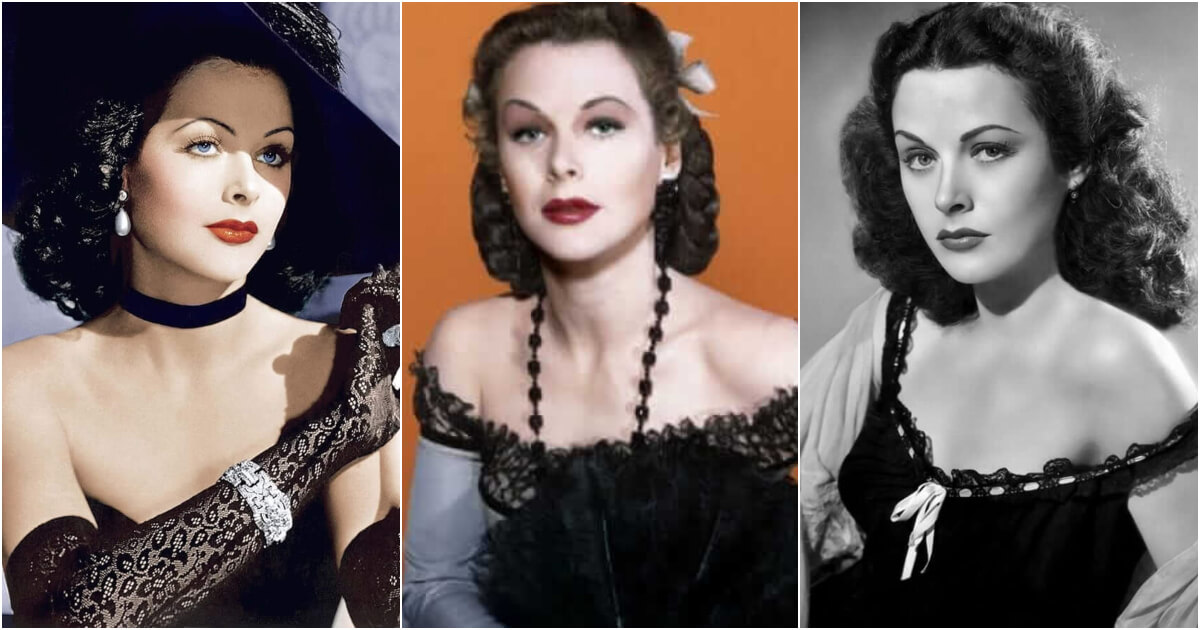 61 Hedy Lamarr Sexy Pictures Are Essentially Attractive