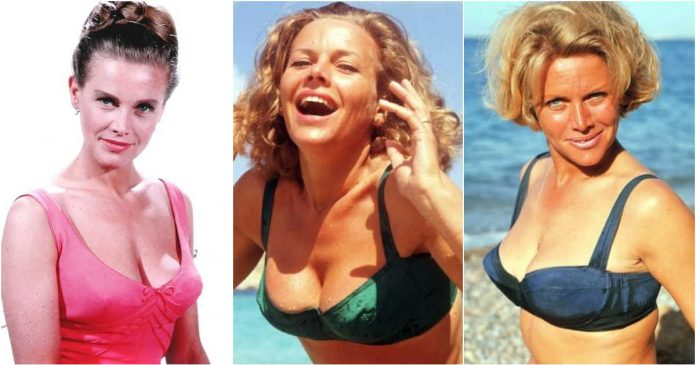 61 Honor Blackman Sexy Pictures Which Will Make You Swelter All Over