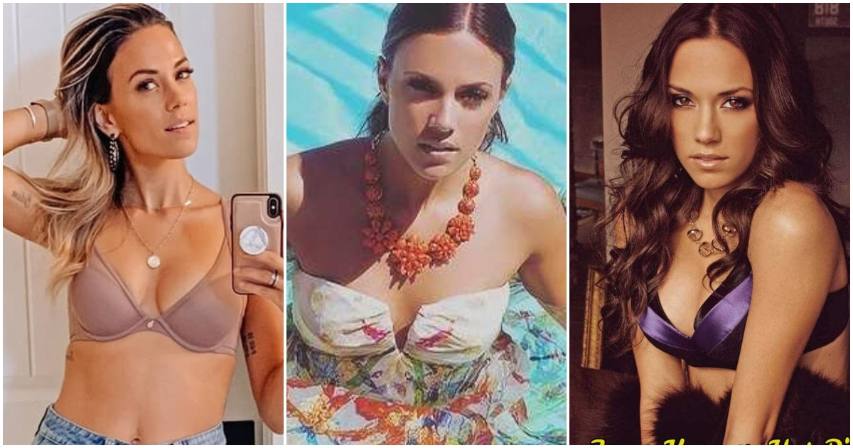 61 Jana Kramer Sexy Pictures Which Will Shake Your Reality