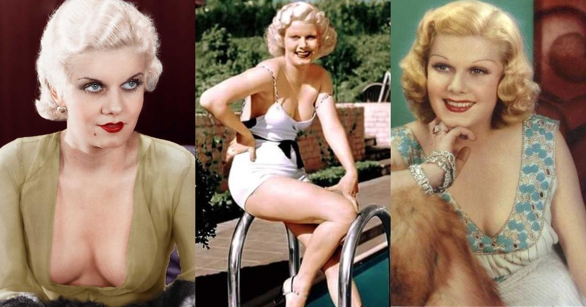 Nackt Jean Harlow  Celebrity: 2,498