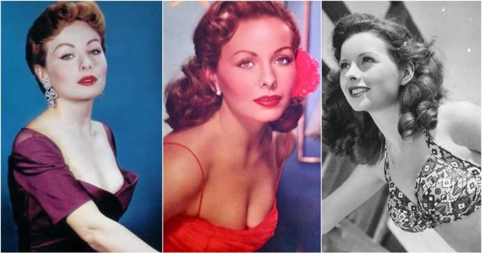 61 Jeanne Crain Sexy Pictures That Are Essentially Perfect