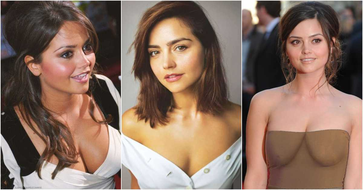61 Jenna Coleman Sexy Pictures Are Truly Astonishing