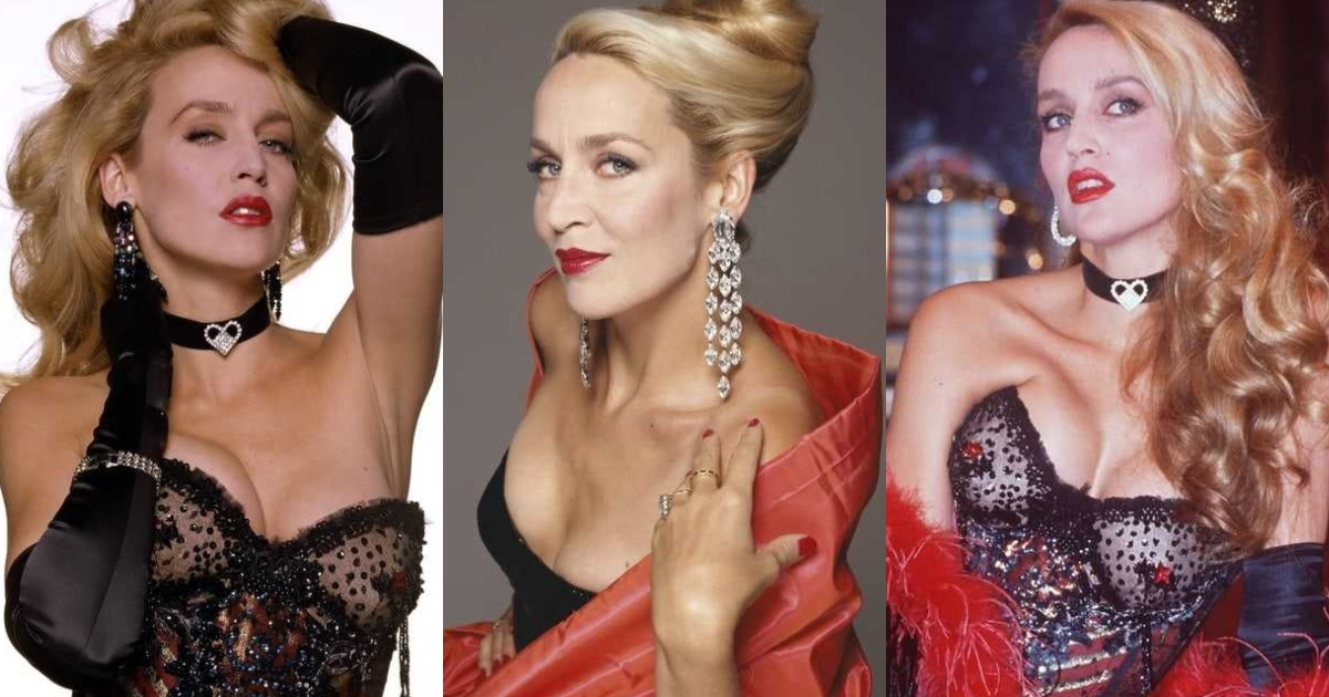 61 Jerry Hall Sexy Pictures Which Will Leave You AmazedAnd Bewildered