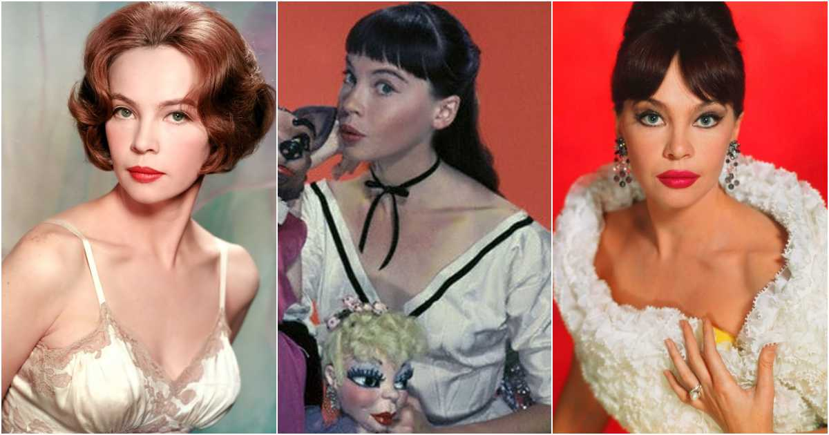 61 Leslie Caron Sexy Pictures Which Will Make You Become Hopelessly Smitten With Her Attractive Body