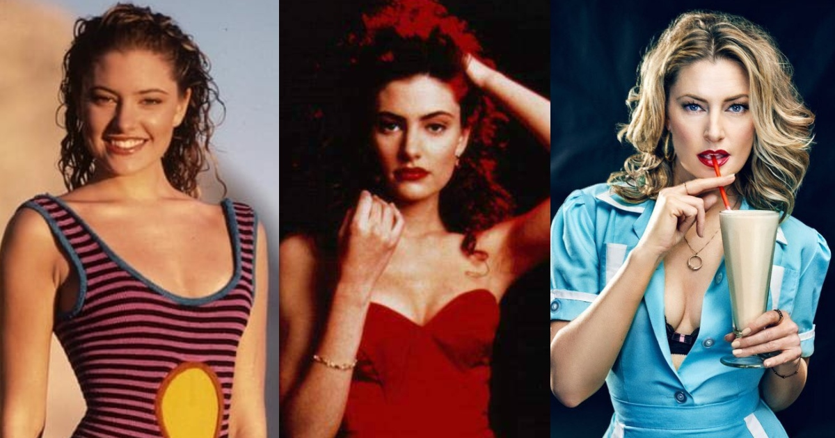 61 Mädchen Amick Sexy Pictures That Will Make You Begin To Look All Starry Eyed At Her