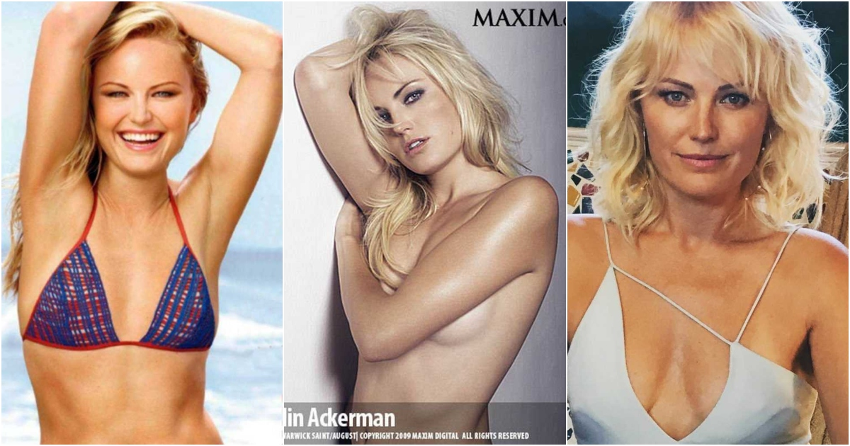 61 Malin Akerman Sexy Pictures Are Simply Excessively Damn Delectable