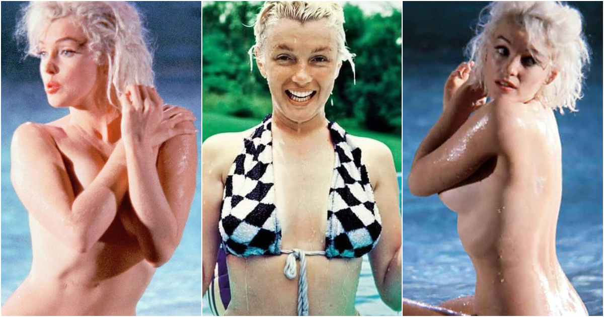 61 Marilyn Monroe Sexy Pictures Demonstrate That She Is As Hot As Anyone Might Imagine
