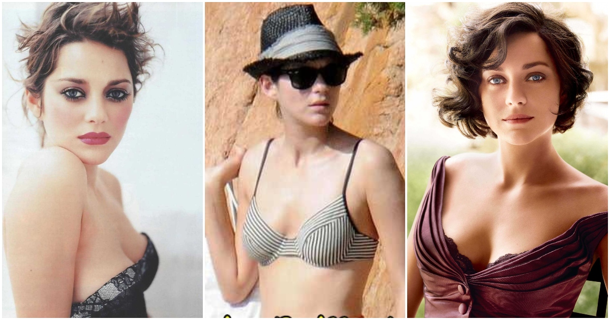 61 Marion Cotillard Sexy Pictures Are Truly Astonishing