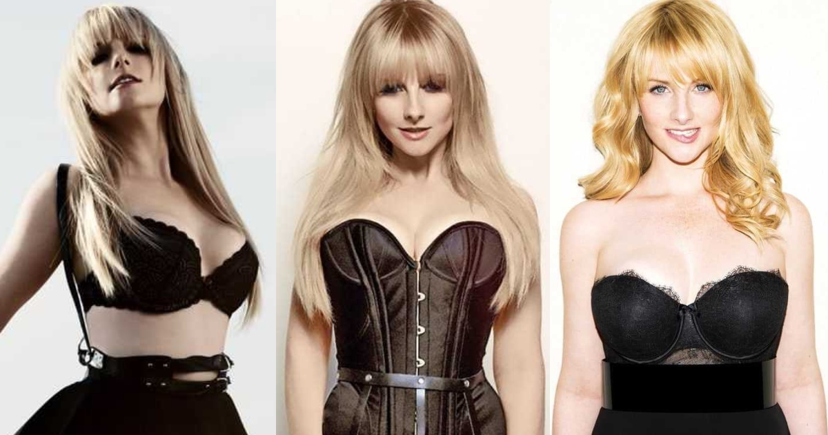 61 Melissa Rauch Sexy Pictures Which Will Cause You To Turn Out To Be Captivated With Her Alluring Body