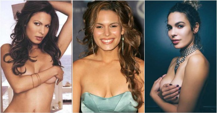 61 Nadine Velazquez Sexy Pictures Are A Charm For Her Fans