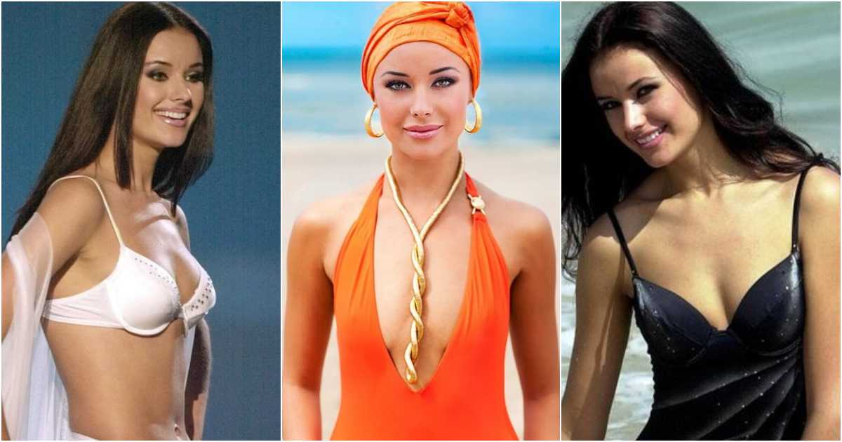 61 Oxana Fedorova Sexy Pictures That Are Sure To Make You Her Most Prominent Admirer