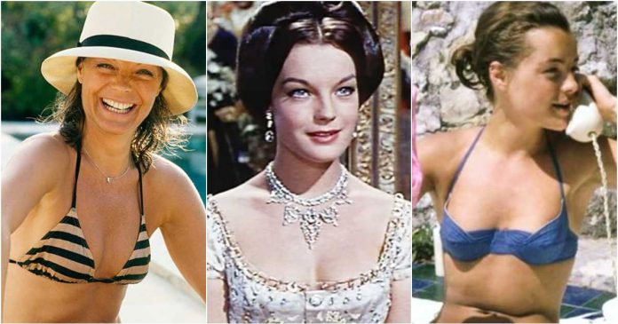 61 Romy Schneider Sexy Pictures Are Simply Excessively Enigmatic