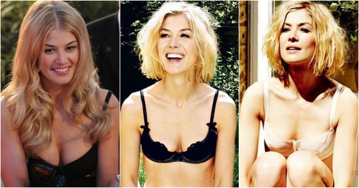 61 Rosamund Pike Sexy Pictures Are Simply Excessively Damn Hot