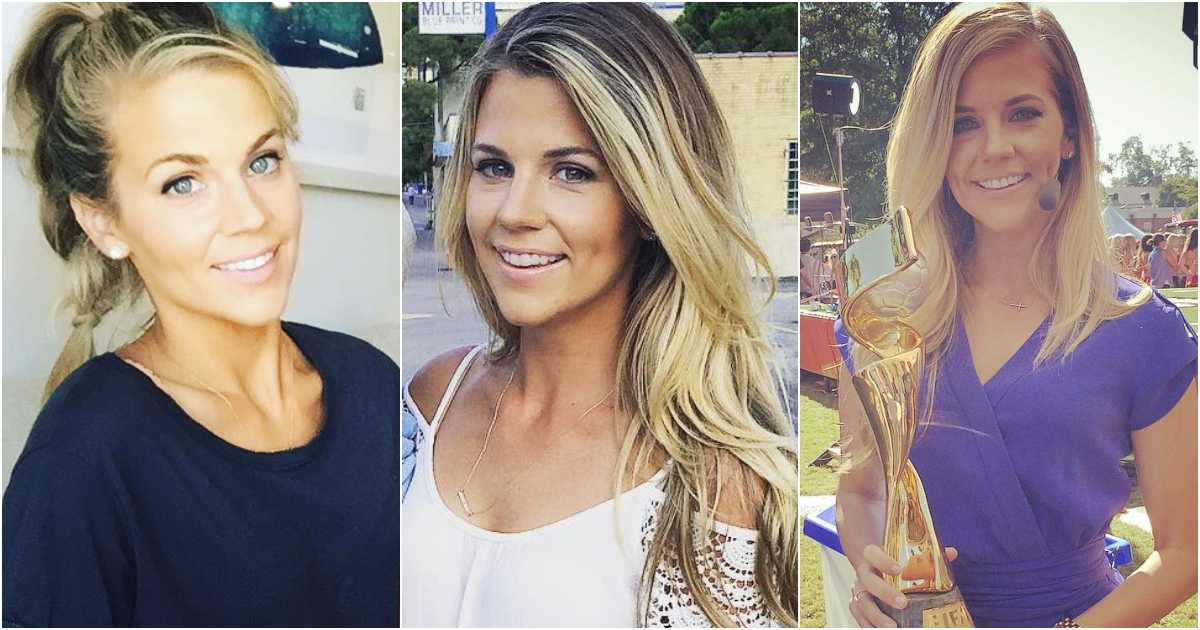 65 Samantha Ponder Sexy Pictures Will Induce Passionate Feelings For Her Geeks On Coffee