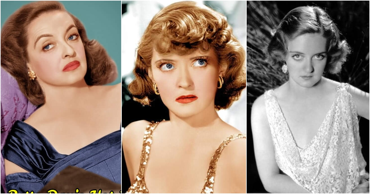 61 Sexy Bette Davis Pictures Captured Over The Years