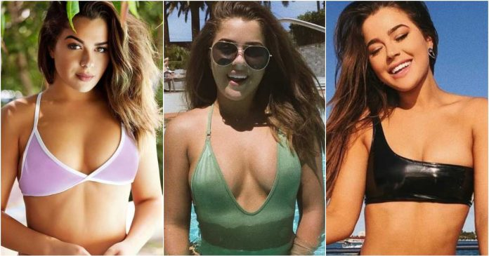 61 Tessa Brooks Sexy Pictures Are Embodiment Of Hotness