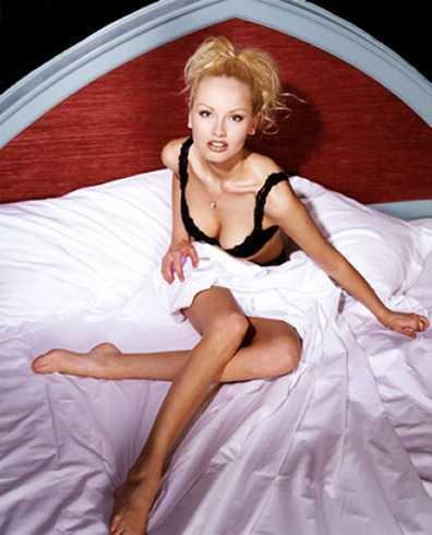 Adriana Sklenaríková boobs cleavage