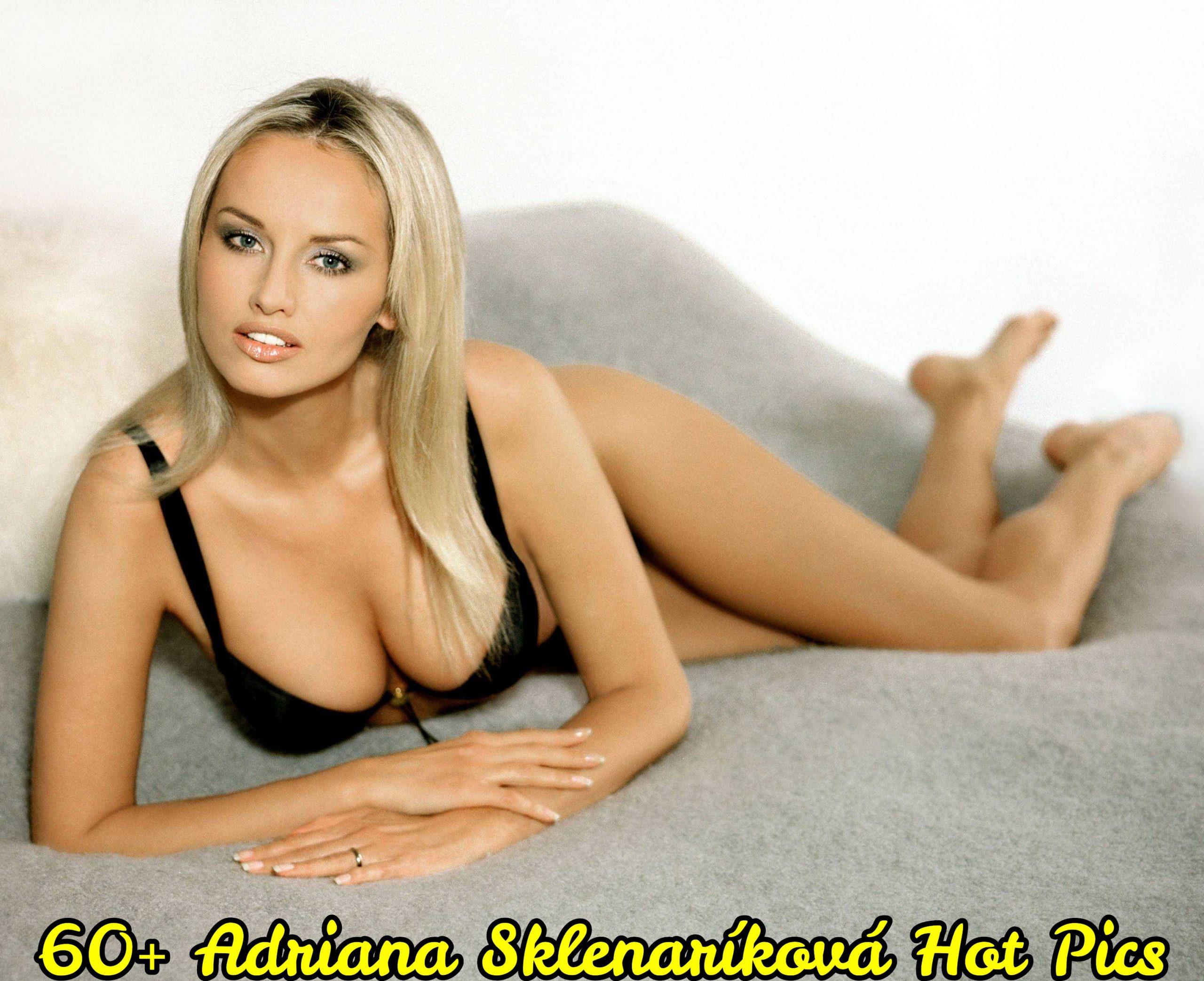 Adriana Sklenaríková sexy