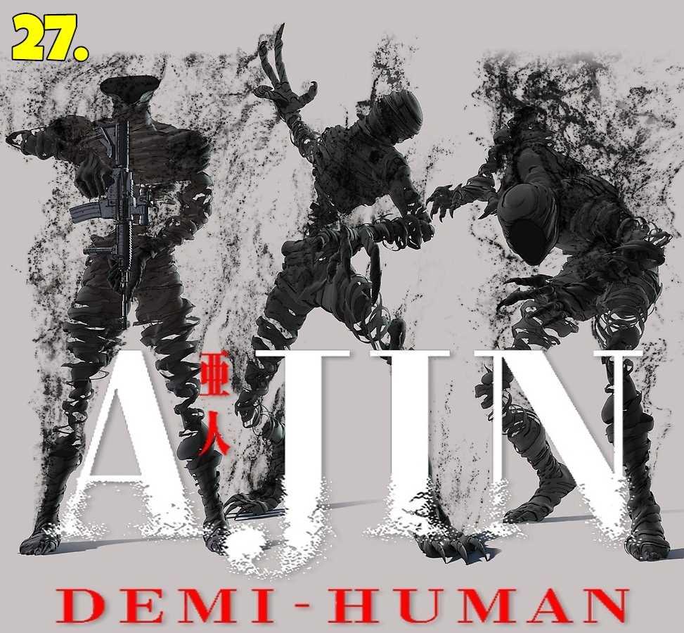 Ajin-Demi-Human