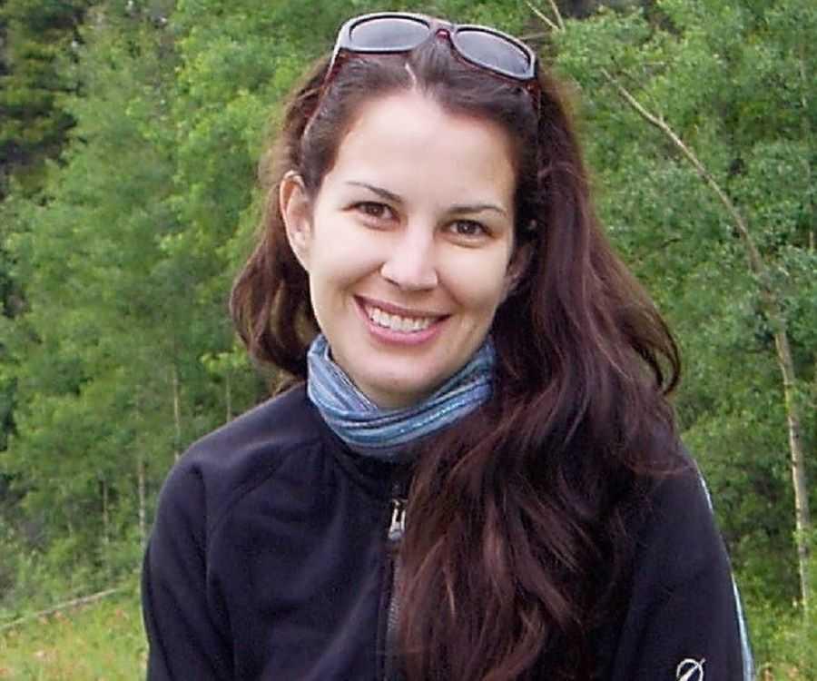 Amanda Boyd smile