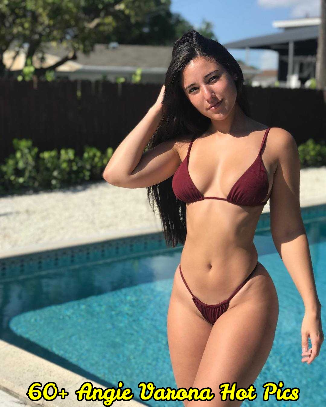 Angie Varona Fotos 61 angie varona sexy pictures are genuinely spellbinding and