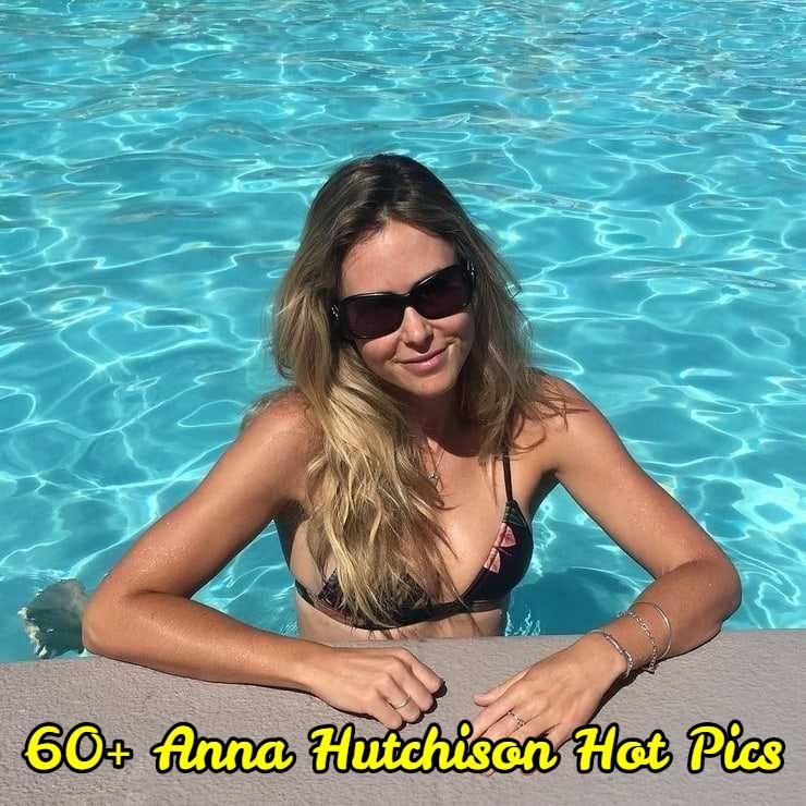 Anna Hutchison cleavage