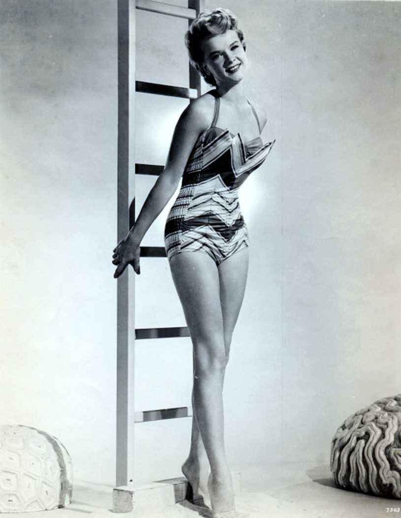 Anne Francis awesome