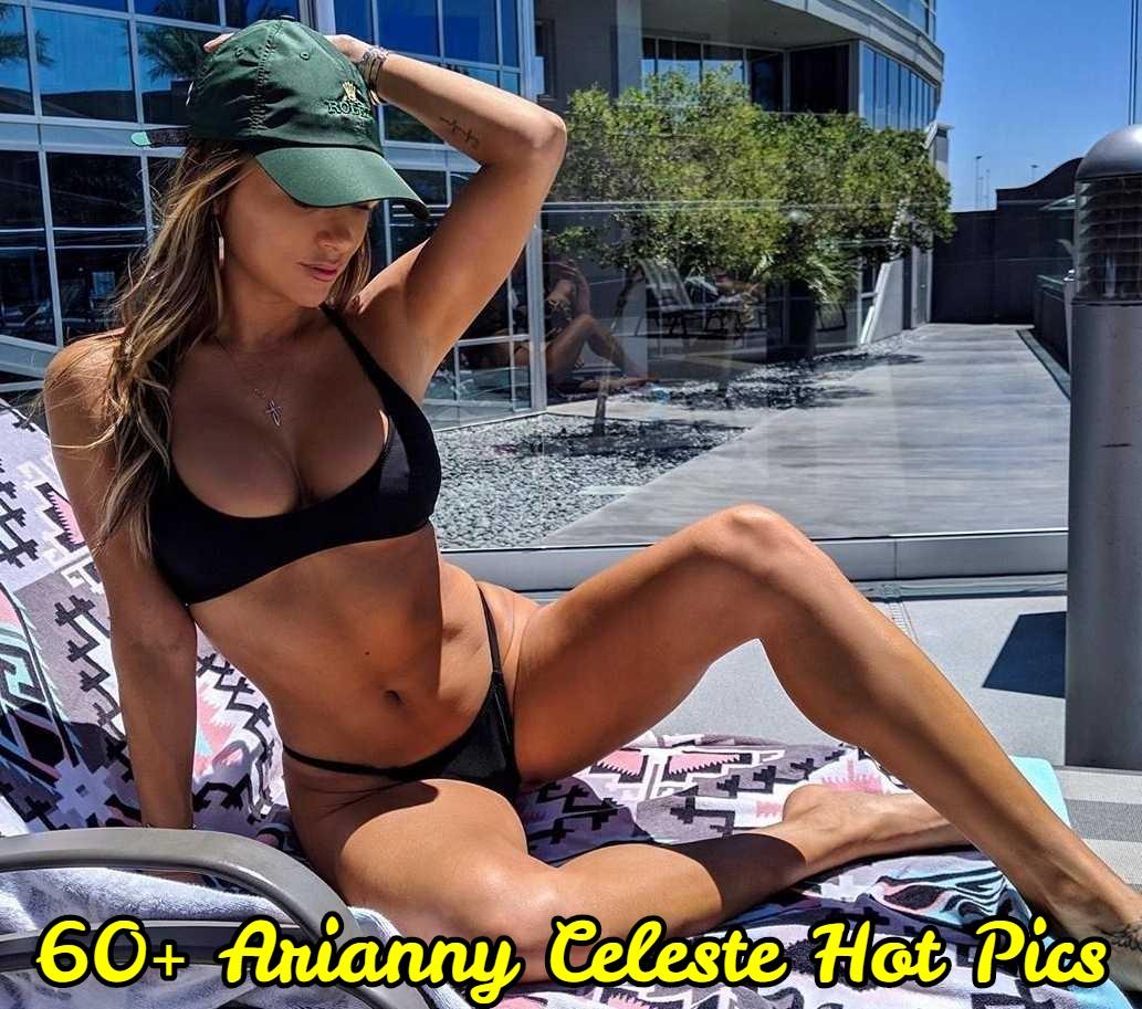 Arianny Celeste booty (3)