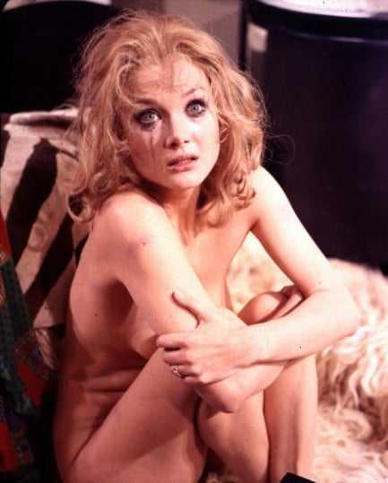 Barbara Bouchet eyes