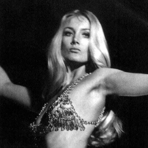 Barbara Bouchet tits