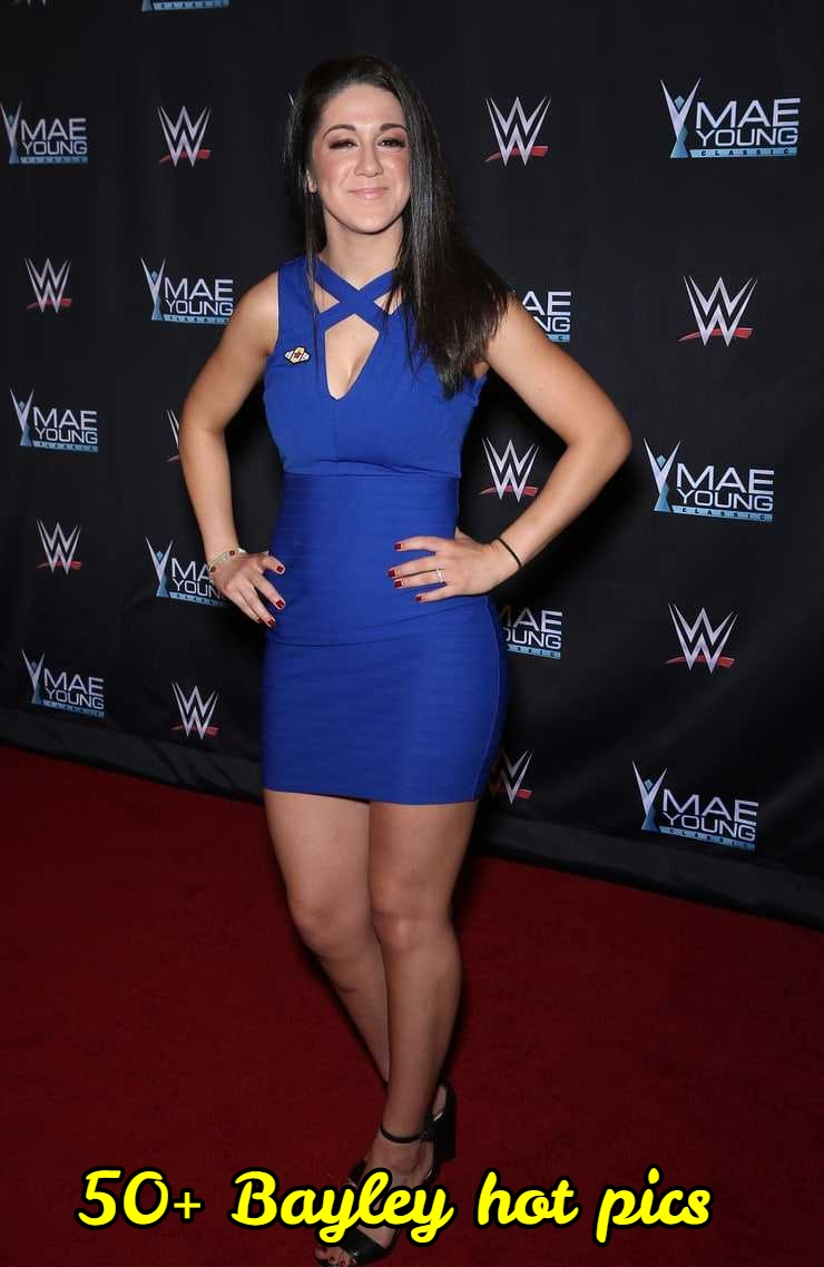 Bayley sexy legs pic